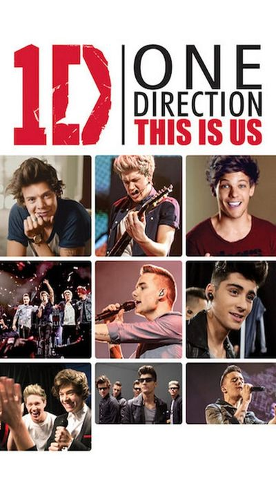 One Direction: This Is Us movie