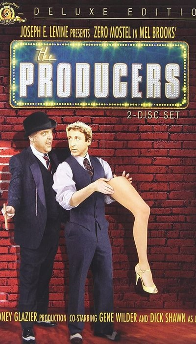The Making of 'The Producers' movie