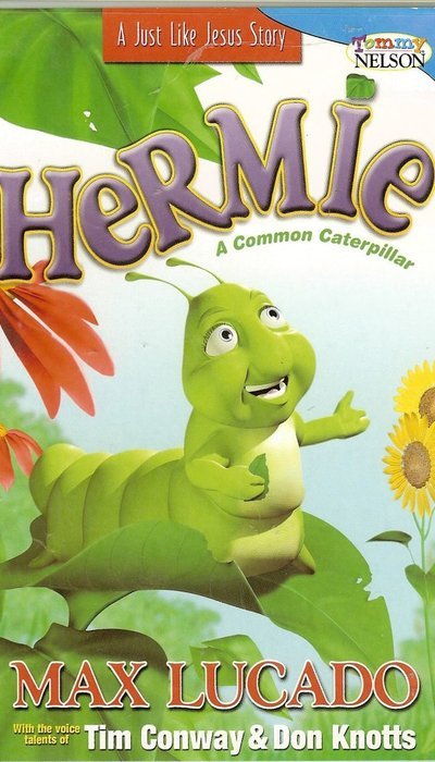 Hermie a Common Caterpillar movie