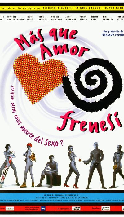 Not Love, Just Frenzy movie