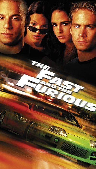 The Fast and the Furious movie