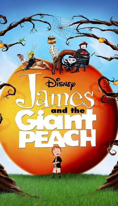 James and the Giant Peach movie