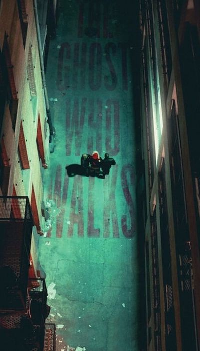 The Ghost Who Walks movie