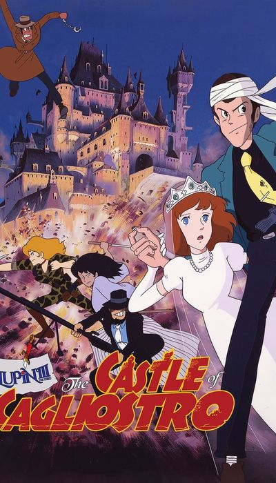 Lupin the Third: The Castle of Cagliostro movie