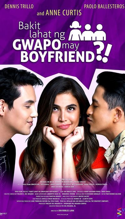 Why Does Every Handsome Guy Have a Boyfriend?! movie