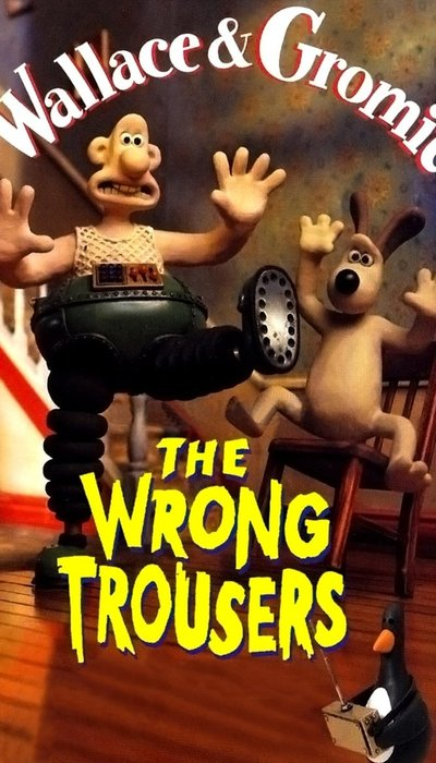 The Wrong Trousers movie