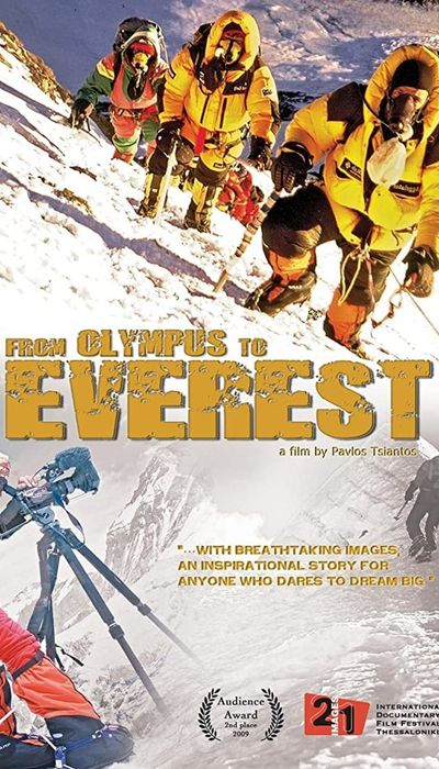 From Olympus to Everest movie