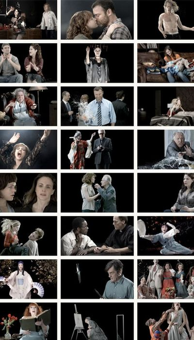 Portraits in Dramatic Time movie
