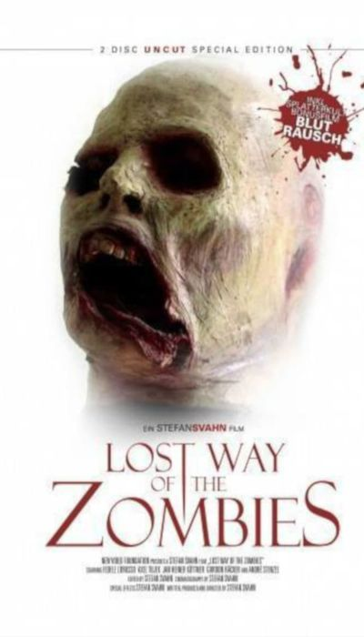 The Lost Way of the Zombies movie
