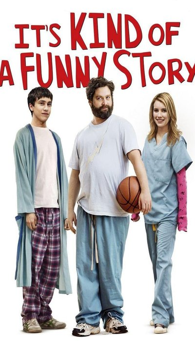 It's Kind of a Funny Story movie