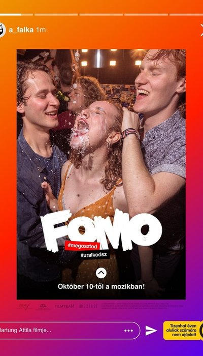 FOMO: Fear of Missing Out movie