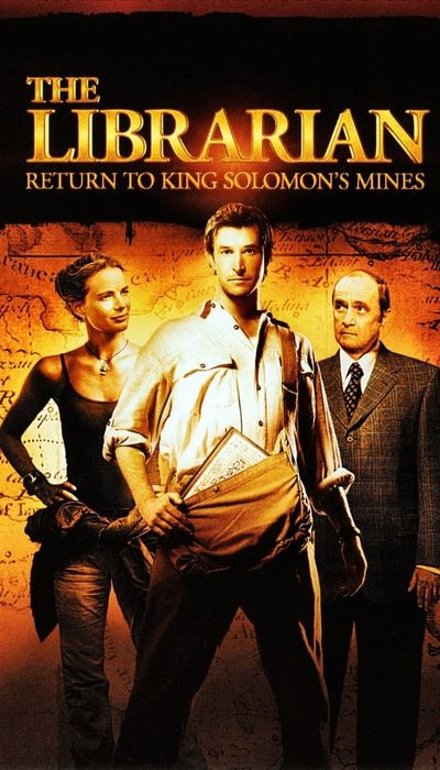 The Librarian: Return to King Solomon's Mines movie