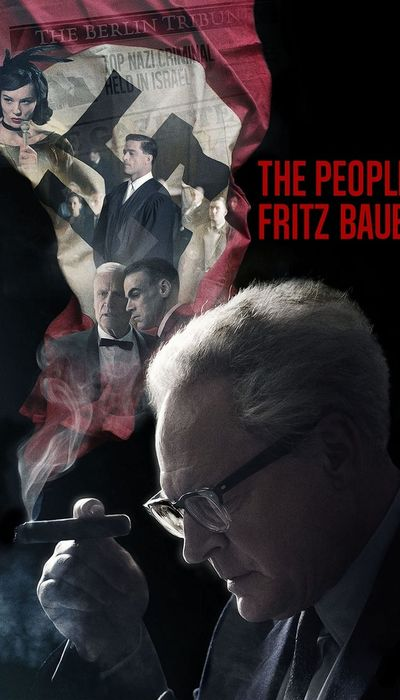 The People vs. Fritz Bauer movie