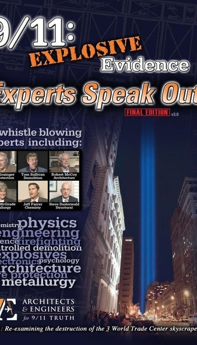 9/11: Explosive Evidence: Experts Speak Out movie