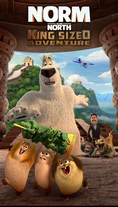 Norm of the North: King Sized Adventure movie