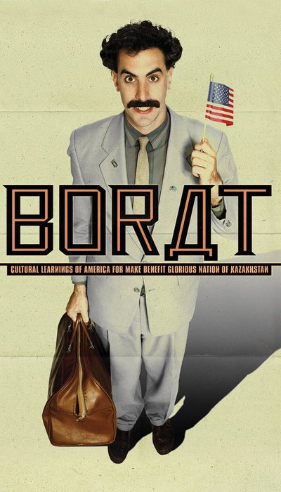 Borat: Cultural Learnings of America for Make Benefit Glorious Nation of Kazakhstan movie