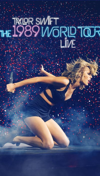 Taylor Swift: The 1989 World Tour - Live movie