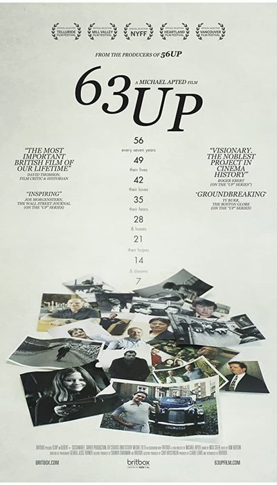 63 Up movie