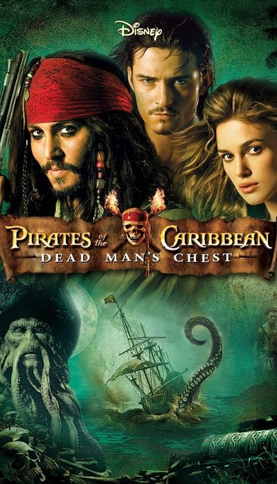 Pirates of the Caribbean: Dead Man's Chest movie