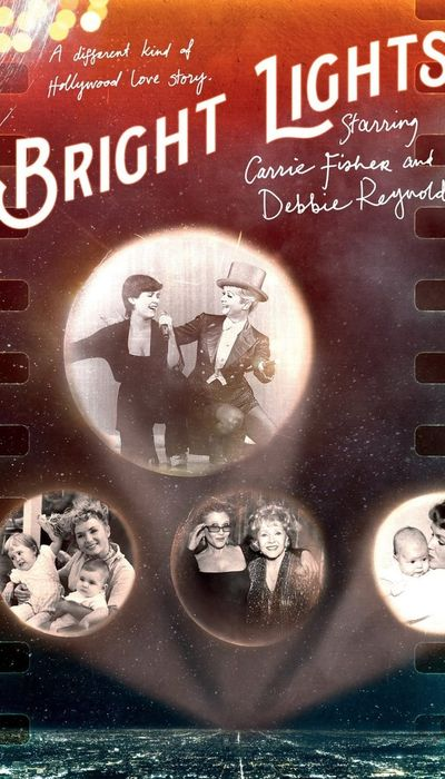 Bright Lights: Starring Carrie Fisher and Debbie Reynolds movie