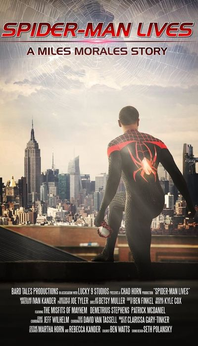 Spider-Man Lives: A Miles Morales Story movie