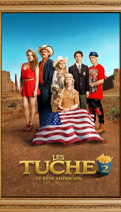 The Tuche Family: The American Dream movie