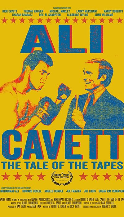Ali & Cavett: The Tale of the Tapes movie