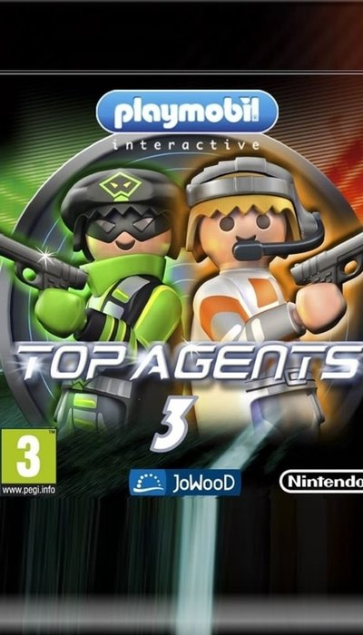 Playmobil: Top Agents 3 movie