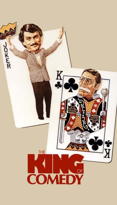The King of Comedy movie