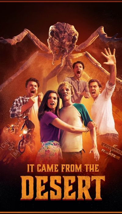 It Came from the Desert movie