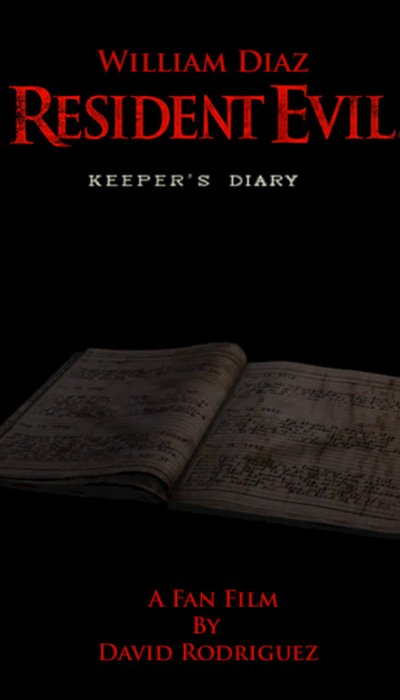 Resident Evil: Keeper's Diary movie