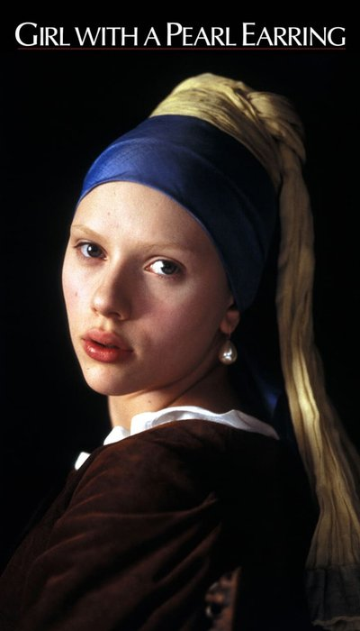 Girl with a Pearl Earring movie