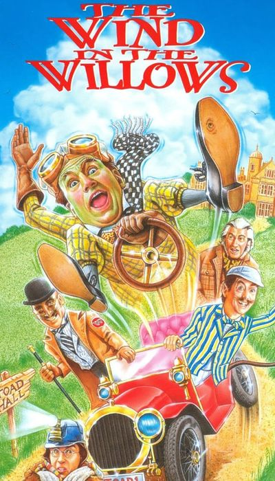 The Wind in the Willows movie