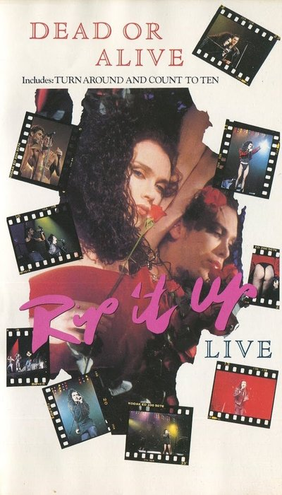 Dead or Alive: Rip it Up Live movie
