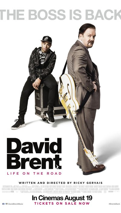 David Brent: Life on the Road movie