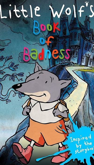 Little Wolf's Book of Badness movie