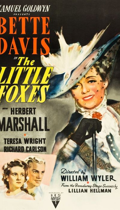 The Little Foxes movie