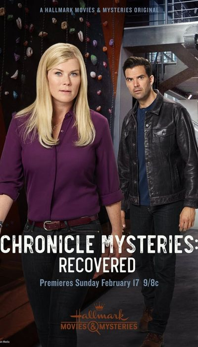 Chronicle Mysteries: Recovered movie