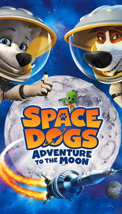 Space Dogs 2 movie
