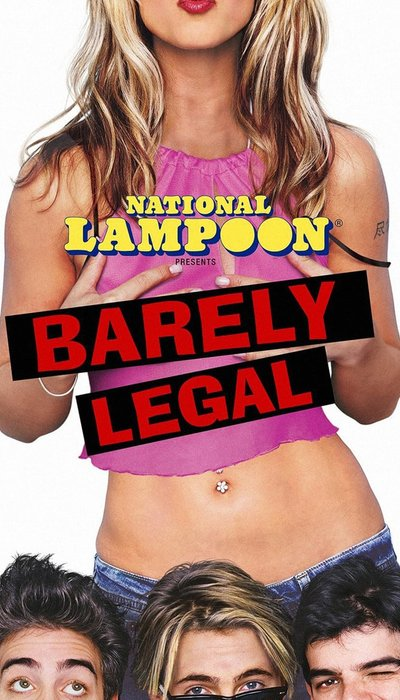 Barely Legal movie