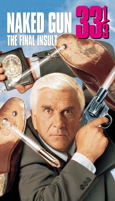 Naked Gun 33⅓: The Final Insult movie
