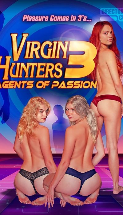 Virgin Hunters 3: Agents of Passion movie