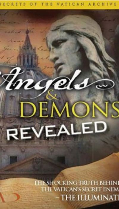 Angels and Demons Revealed movie