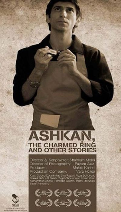 Ashkan, the Charmed Ring and Other Stories movie
