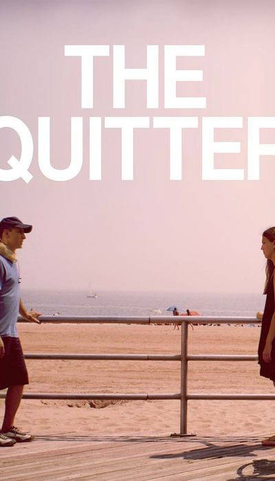 The Quitter movie