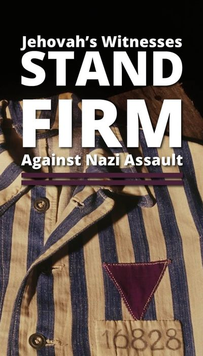 Jehovah's Witnesses Stand Firm Against Nazi Assault movie