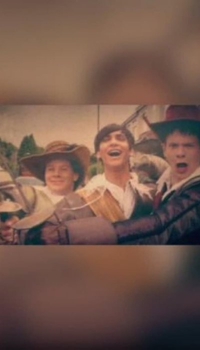 Skins Shorts: The Three Musketeers movie