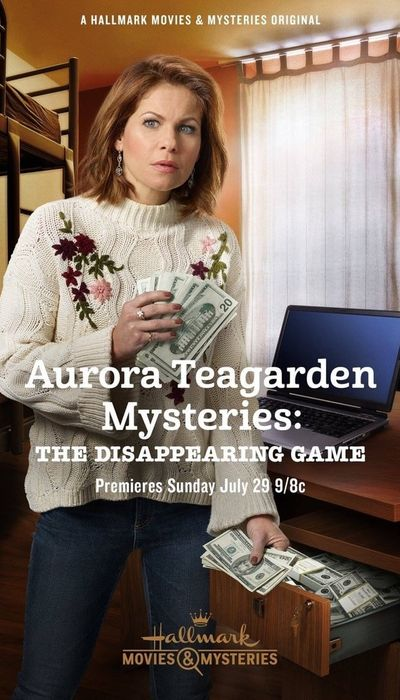 Aurora Teagarden Mysteries: The Disappearing Game movie