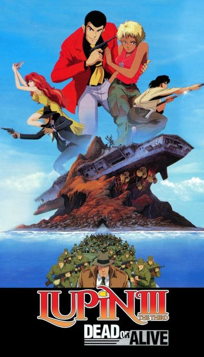 Lupin the Third: Dead or Alive movie