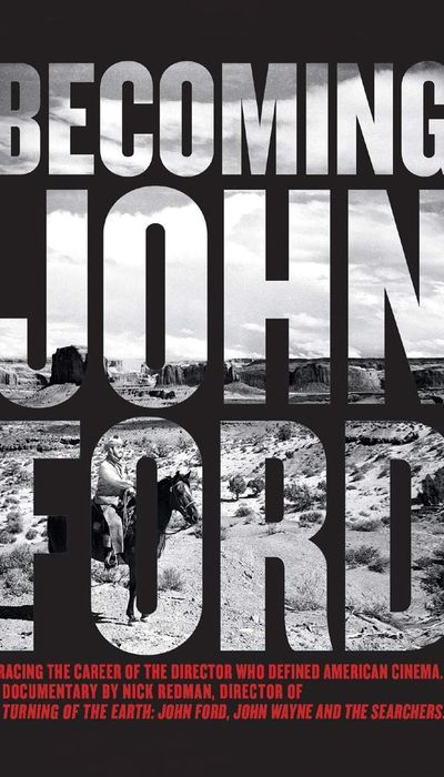 Becoming John Ford movie